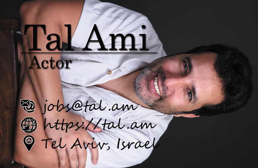 Contact Card | Tal Ami